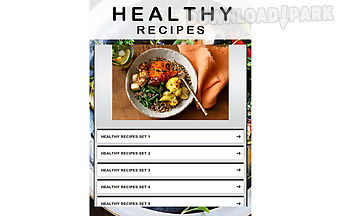 Healthy recipes 2