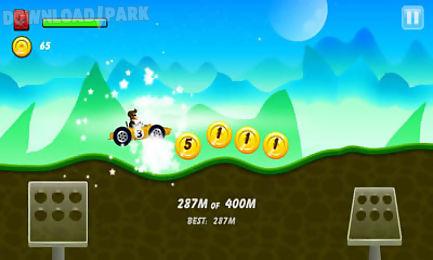 hill racing