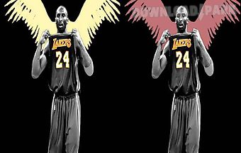 Kobe bryant wings live wallpaper