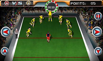 play kabaddi - android