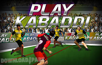 Play kabaddi - android