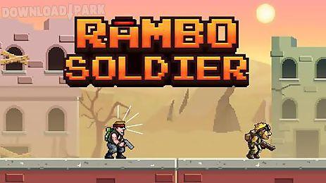 rambo soldier