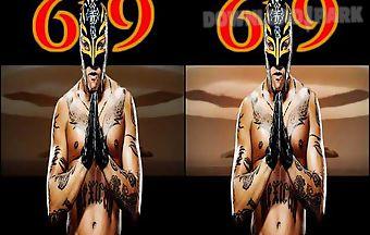 Rey mysterio 619 live wallpaper
