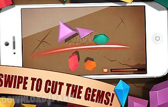 Slashing gems 3d
