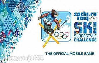 Sochi.ru 2014: ski slopestyle ch..