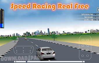 Speed racing real free