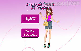 Violetta dress up games