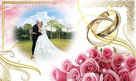 wedding frames - photo editor