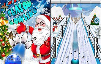 Xmas season bowling