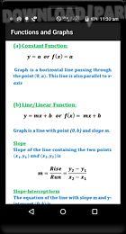 math formulae lite (free)