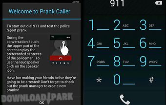 Prank caller 1.0
