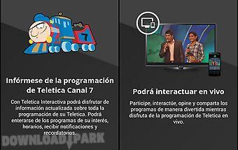 Teletica interactiva