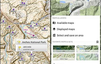Alpinequest gps hiking (lite)