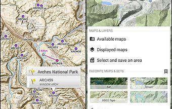 Alpinequest gps hiking (lite)