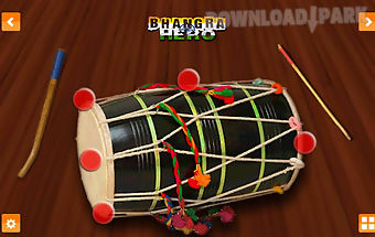 Bhangra hero dhol tabla tumbi
