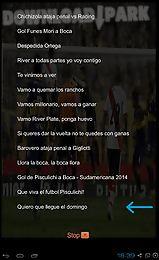 Canciones Y Letras River Plate Android Anwendung Kostenlose