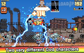 God strike 2