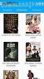 info film: jadwal cinema 21