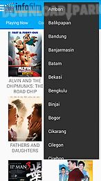 info film: jadwal cinema 21