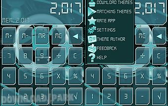 Scalc theme cyanogen