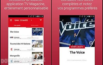 Tv programs : tv magazine