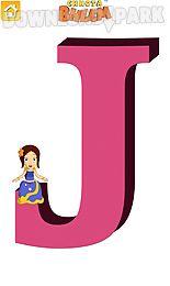alphabets with bheem