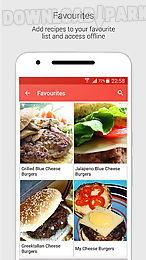 burger and pizza recipes free