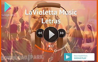 Lavioletta music letras