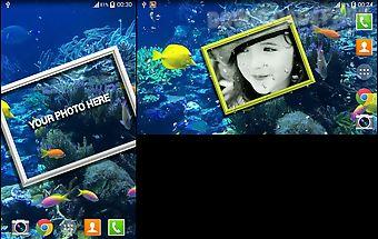 My photo under water lwp