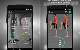 Trainme - fitness at home