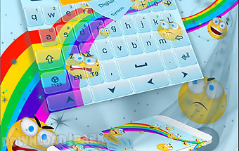 Emoticons keyboard