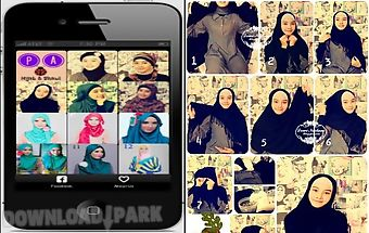 Hijab picture tutorial