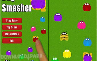 Bug smasher game