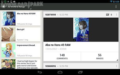 chanu - 4chan for android