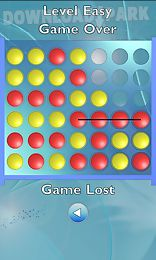 four in a row by toftwood games