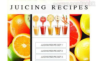 Juicing recipes food