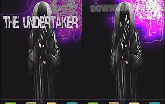 The electric undertaker live wal..