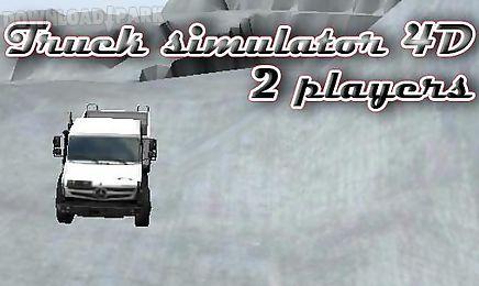 truck simulator 4d: 2 players