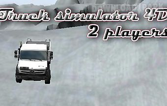 Truck simulator 4d: 2 players