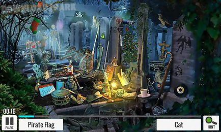 vampires temple: hidden objects