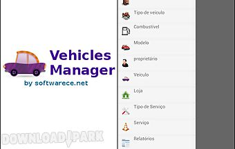 Vehicles manager free