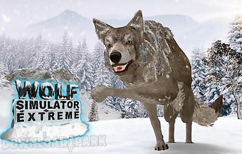 Ultimate wolf simulator emergent Android Game free download