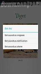 animal sounds - ringtones