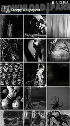 creepy wallpapers
