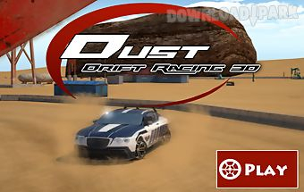 Dust drift racing 3d driver