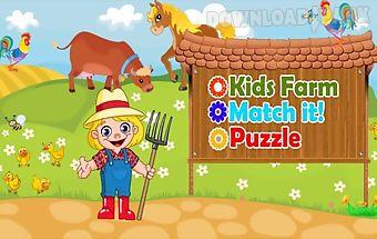 Kids farm world