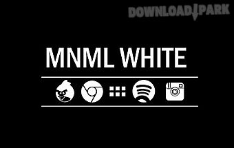 Mnml white nova theme