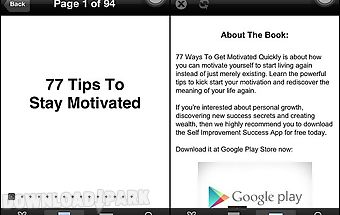 Motivation book to success