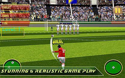 ... Football ⚽ Penalty Kicks: World Soccer Cup Star 3D apk screenshot ...