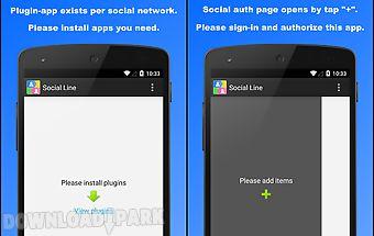 Socialline - social media